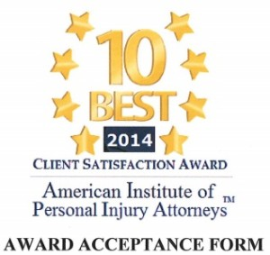How to Buy A Top 10 Attorney Award (and Link) from The American Institute of Personal Injury Attorneys