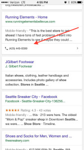 Google Playing with Click-to-Call Phone Numbers in Mobile Organic Results